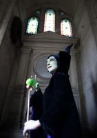 Maleficent Cosplay by NatIvy