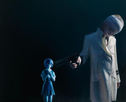 The Disasters of War 24 by gottfriedhelnwein