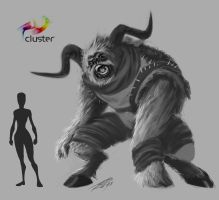 concept_beast by tedkeys