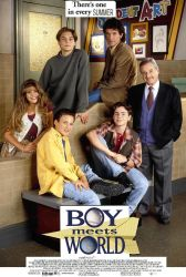Boy Meets World Summer Vacation (1998) Poster by hamursh