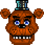 8-Bit Freddy (Pay for Use) by Noxious-Croww
