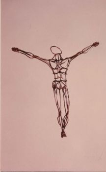 Crucifix Figure Only by AndyAndersson