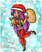 Merry Christmas 2015 by ninpeachlover
