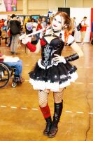 Harley Quinn Fan Expo 2015 #01 by Lightning--Baron