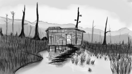 Shack by dropL05