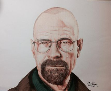El Tufer One meets Walter White by RBT713