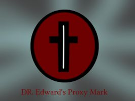 Dr.Edward's Proxy mark. by LiaWorlds