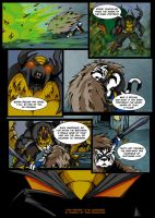 Brave the Fortress: Page 13 by GigaLeo