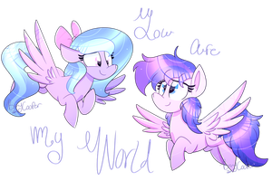 You Are My World by BronyCooper