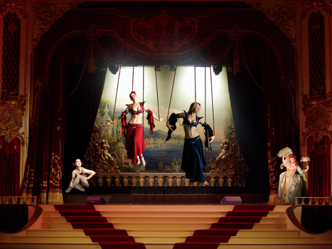 Dance of the Marionettes by nomad-cam