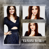 Pack Png 42// Victoria Justice. by iPngPacks