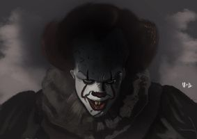 Pennywise by IcedEdge