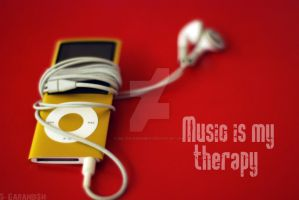 MuSic IS My Therapy by SULTAN-GARANBISH