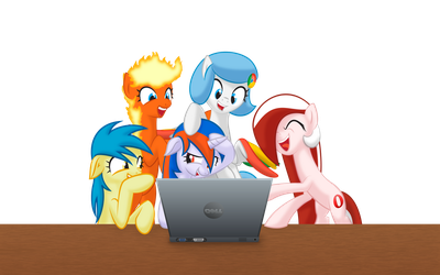 MLW - Interwebs by ParallaxMLP