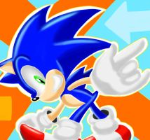 Rock On Sonic by SonicForTheWin2