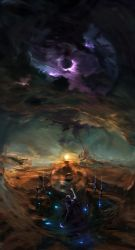 REALM_OF_DARKNESS by Wen-JR