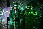 Riddler by 13-Melissa-Salvatore