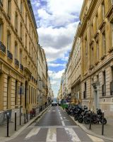 Quiet Parisian One-Way by sequential