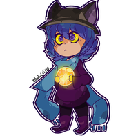 Niko by ShadowCat220