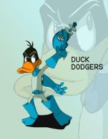 Duck Dodgers by EricEchidhog