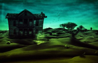 Ghost-House by ArchbSide
