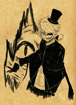 Bill Cipher by 95658756