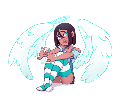 Angel by AngeliccMadness