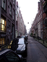 Amsterdam neverending street by TwiCeArts