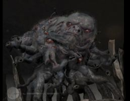 The Dunwich Horror_4 by skullbeast