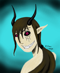 REQUEST: Eilian by korppi8