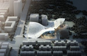 SZ Youth Center Competition 4 by Wittermark