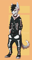skeletonboi by nerfusia