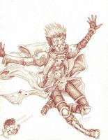 I am Vash the Stampede! by Miuria