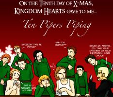 On the Tenth Day of X-Mas... by terriblenerd