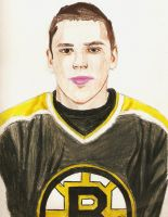 Milan Lucic by Shigdioxin