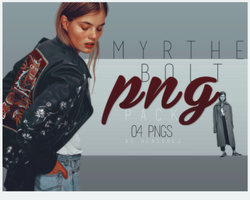 PNG Pack 05 - Myrthe Bolt by ohnoesflorence