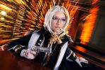Abel (Trinity Blood) Cospaly 2 by OrangeRoom