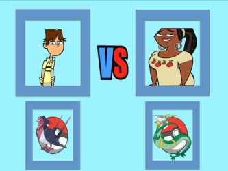 Round 1 Part 1: Cody vs Leshawna by magmon47