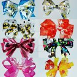 Collage: Hair Bows 02 by wolf-girl87