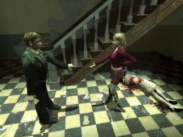 Silent Hill 2 An Angel's Lie by AmberAmy
