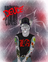 Deuce by AnaghaBloodpaw
