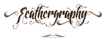 Feathergraphy - font family by 123creative