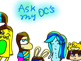 ASK MY OC by YuliaRabbid