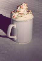 Cappucino With Whipped Cream by kErstinR