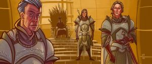 The King's Guards by anthonymata415
