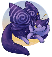 [Mothcats + Gift] The Stars in Your Eyes by mewhaku