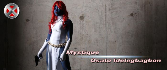 Mystique Ultra-wide by DataSavage