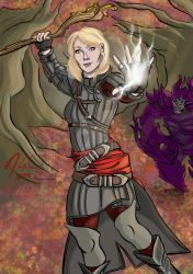 Commission: Dragon Age by KtObermanns