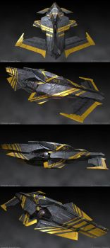 Stinger Special Camo by MeganeRid