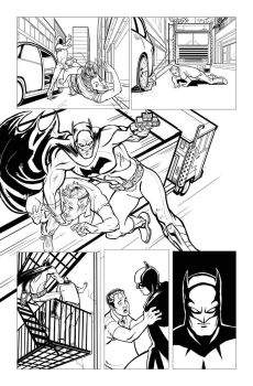 Batman page 02 by amherman